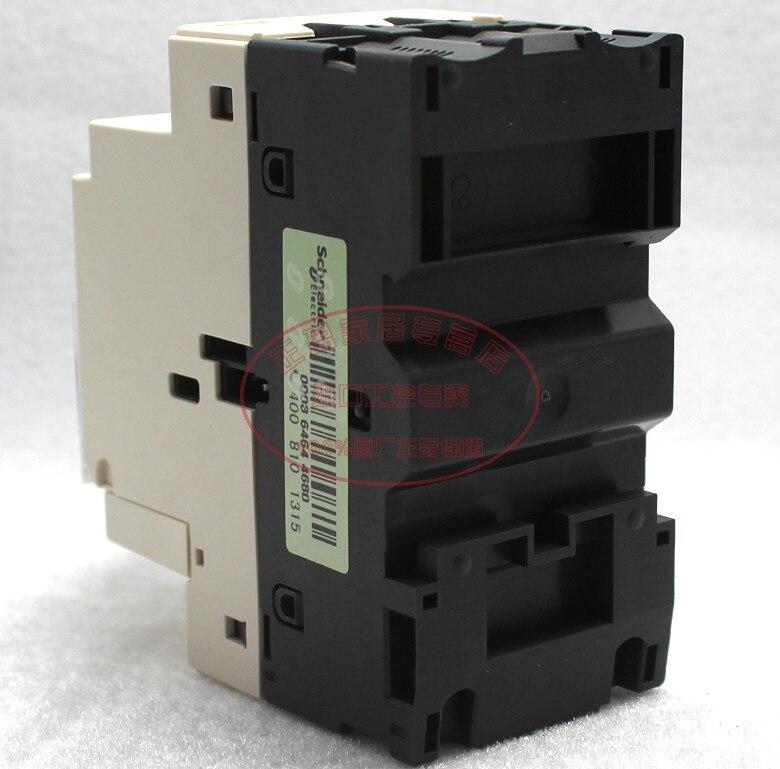 GV2PM10C 4 6,3 Amp AC Motor Starter Schneider Electric in GV2PM10C 4 ...