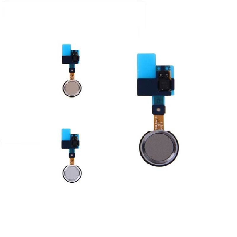 Gold Grey White Home Button Fingerprint Sensor Power Flex Cable Ribbon For LG G5 H820 H830 H840 H848 H850