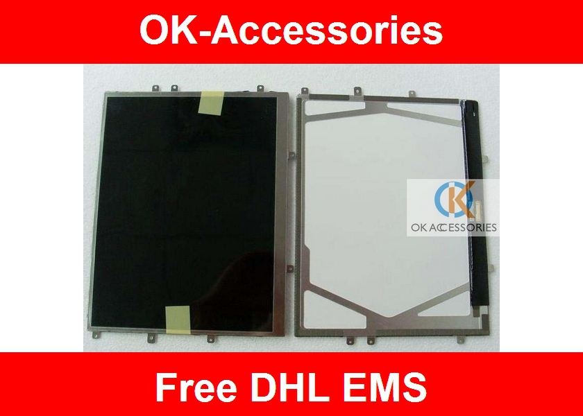 ФОТО LCD screen display for ipad1 5pcs/lot free shipping by DHL EMS