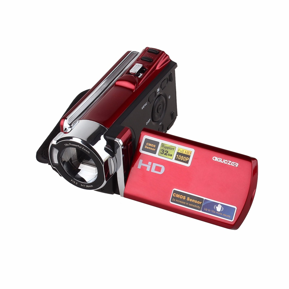 все цены на Professional HDV-604P Full HD 1080P Digital Video Camera DV DVR 20MP Camcorder 3'' TFT LCD 16x ZOOM HDMI profesional camara онлайн