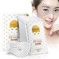 8 Unids/lote Marca Bio Magnética Máscara de Ojos Masaje Dormir Oro Parches en Los Ojos Ojeras Antiarrugas Pegatinas Ojo Ojos cuidado de la Belleza