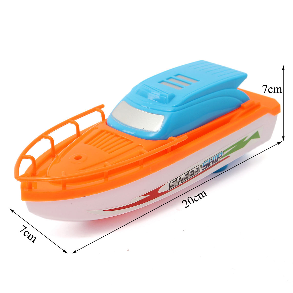 Bath RC Electric Mini Speed Racing Boat Infant Baby Kids Toy ...