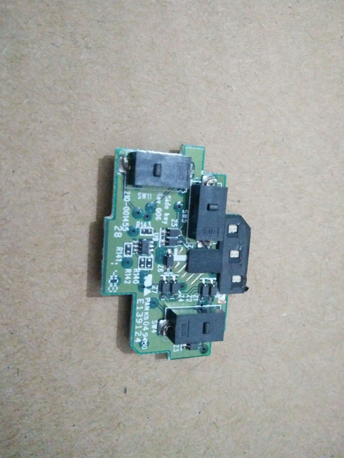 1pc original mouse motherboard upper motherboard key board for ...