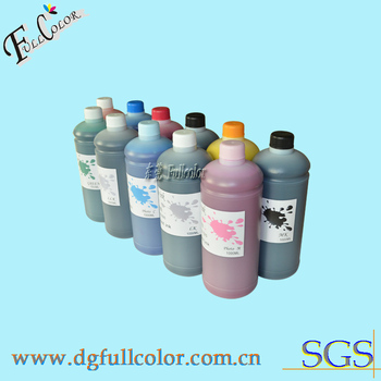 Free shipping 11color Sublimation Ink For Epson Pro7910/9910 Inkjet Printer Inks