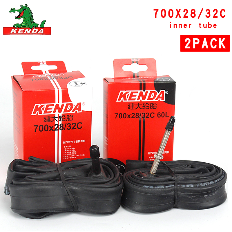 Bike Inner Tube 700x28c FV Bicycle Inner Tire Cycling Components Rubber