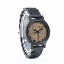 Game of Thrones – Watch – Dial Natural Wood Men's Watches