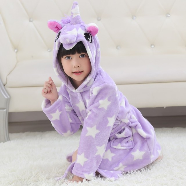 new star unicorn Baby girl pajamas 5c64f352389af