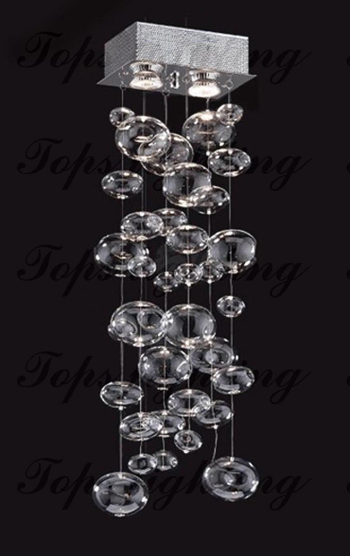 2014 Hot Selling Modern Glass Bubble Chandelier Tpx105 2