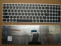 New Laptop Keyboard For Lenovo G580 G580A G585 Z580 V580 LA SP Layout