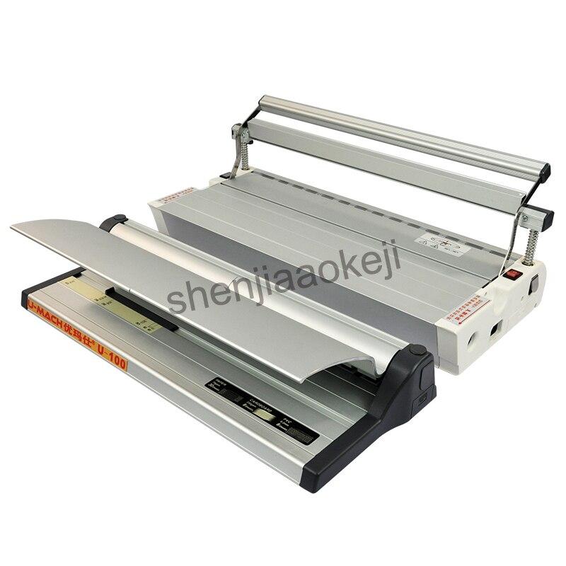 A4 Hot-melt nail binding machine 10-tooth Hot-Melt Stapling Machine Document Contract Proposal Hot Melt Hole Stapler 220v60w1pc melt banana japan