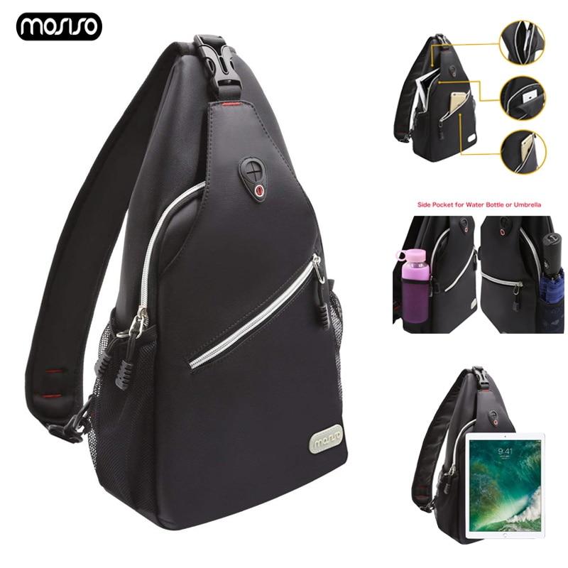 Homens Da Moda Mochila para iPad Caso MOSISO 2017 9.7 Repelente de Água do Caso Da Tampa Inteligente para iPad 2018 2019 bolsa de Viagem bolsa de Ombro saco Mulheres