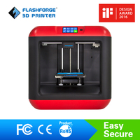 Flashforge 3d Printer Finder Single Extruder Free Shipping