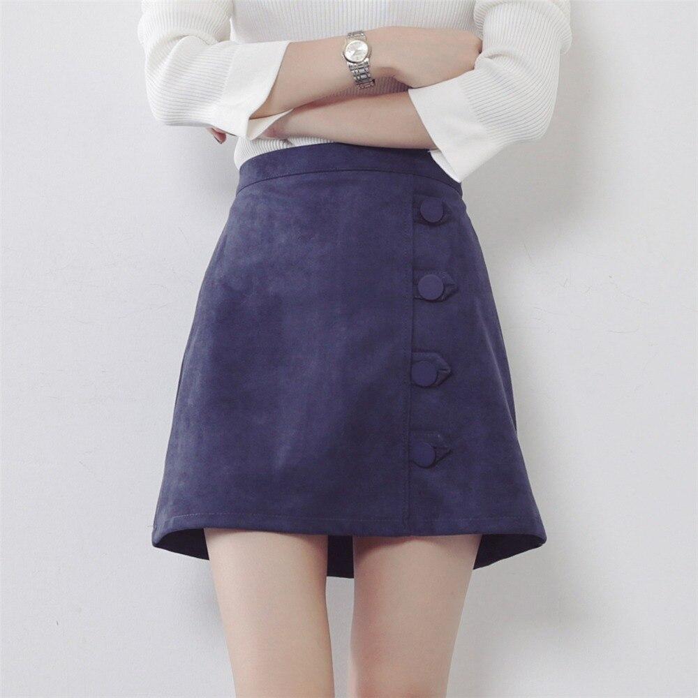 blue suede skirt promotion shop for promotional blue suede
