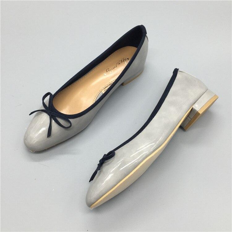 Femmes Dames Couleur Automne Bowknot Casual 001 Mignon Printemps Chaussures Pure N 002 004 De on Jack 003 Loisirs F Plat Slip z1w7qEgx