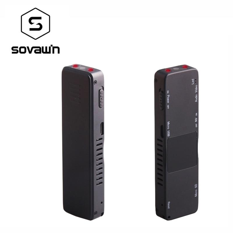 Sovawin Infrared Light Night Vision Mini Camcorder DV Camera Audio Video Record 720 480 Micro