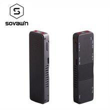 Sovawin инфракрасный свет ночного видения видеокамера mini dv камеры аудио/видео записи 720*480 micro usb 800 мАч аккумуляторная