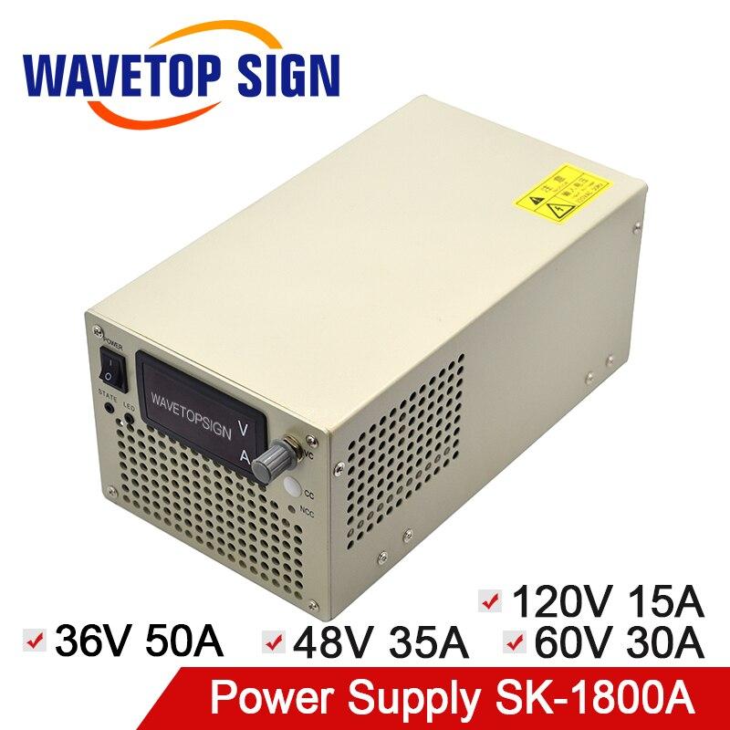 WaveTopSign SK 1800A Commutazione di Alimentazione 36V 50A 48V 35A 60V 30A 120V 15A uso per il Laboratorio-in Alimentatore per commutatore da Miglioramento della casa su AliExpress - 11.11_Doppio 11Giorno dei single 1