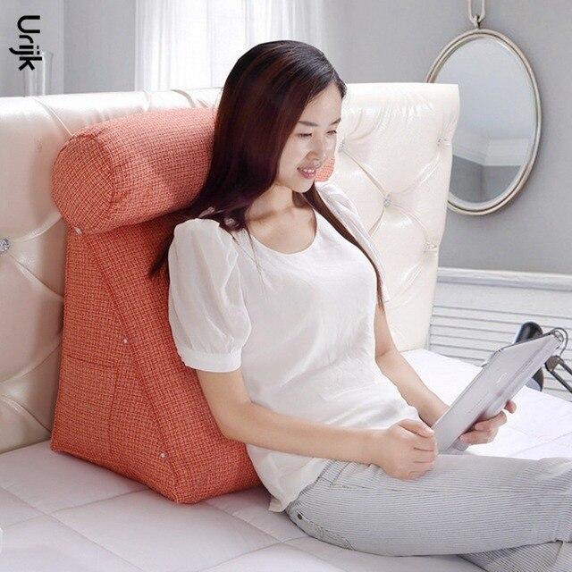 Urijk 1 unid almohada resto amortiguador trasero soporte para sofá