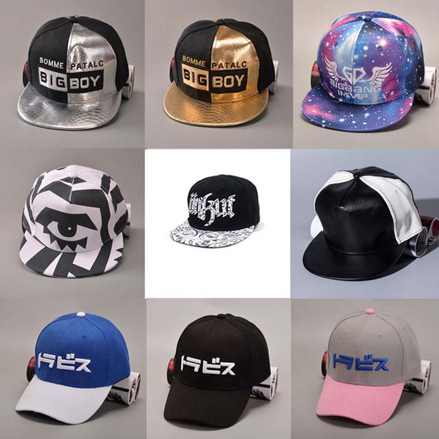 Marca quente cap chapéu boné de beisebol cabido Casual esportes Ao Ar Livre chapéus snapback cap para homens mulheres 2016