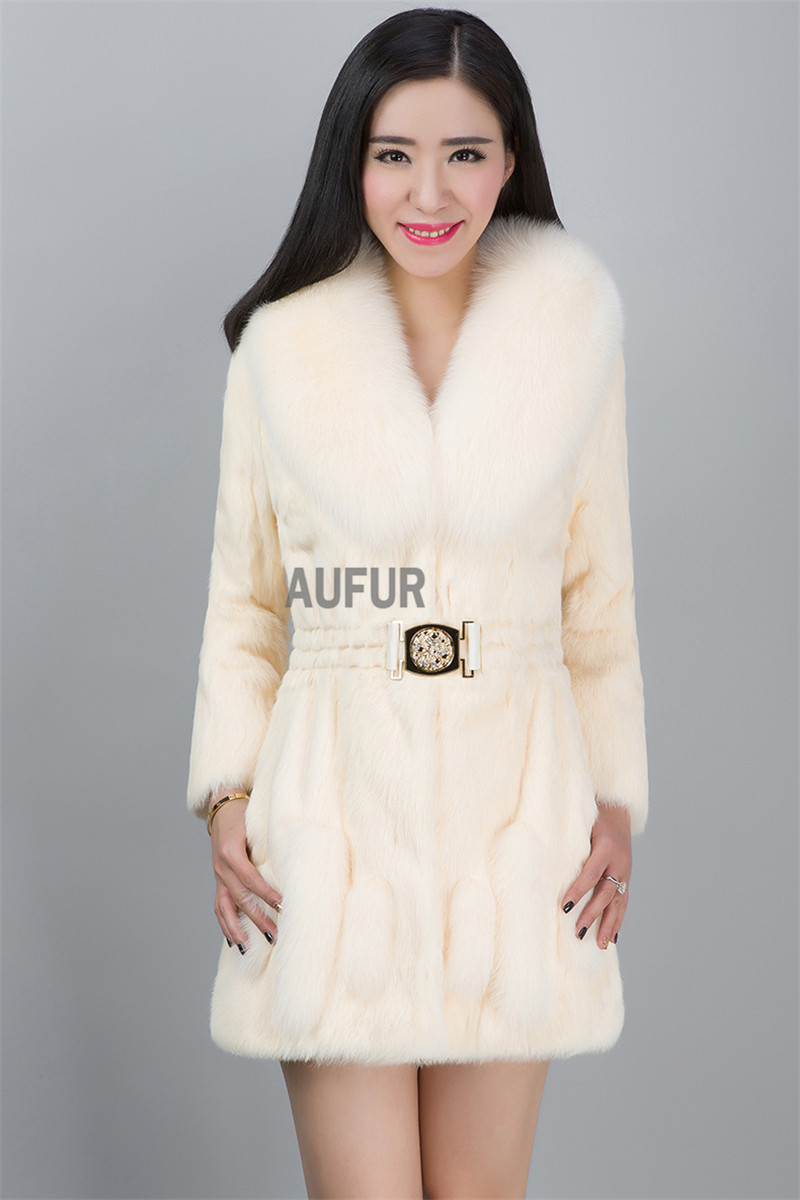 Online Get Cheap Fox Fur Trim Coat -Aliexpress.com | Alibaba Group