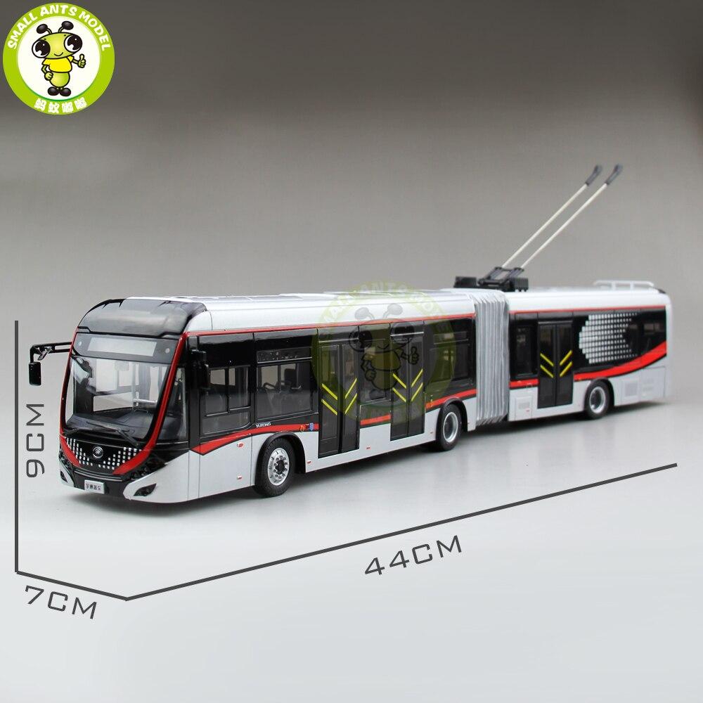 1/42 YuTong Bus ZK5180A городской автобус троллейбус сформулированы автобус литья под давлением модель автобуса подарок коллекция хобби