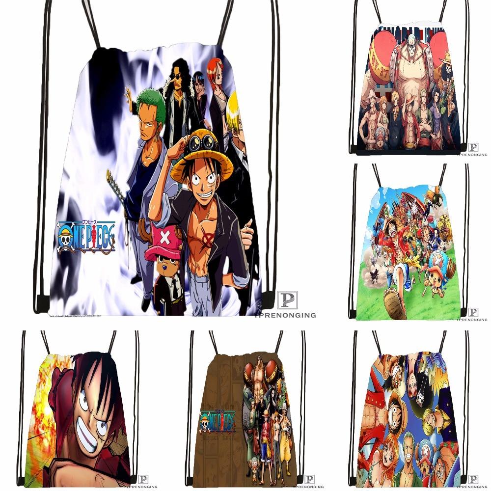 Custom Best One Piece Drawstring Backpack Bag Cute Daypack Kids Satchel (Black Back) 31x40cm#180531-04-17