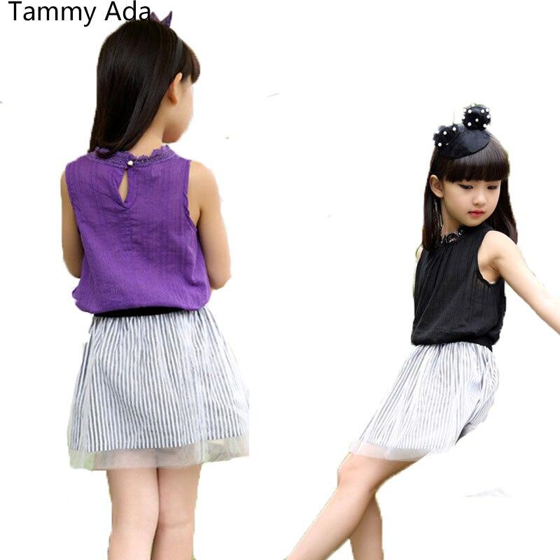 Tammy Ada Teenage 8 Girls Clothing Sets 10 Children -8228