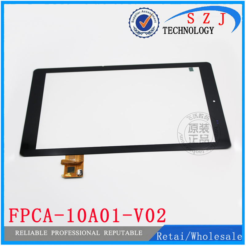 Original 10.1 inch Touch Screen FPCA-10A01-V02 for Windows tablet PC Touch Panel Glass Replacement Free shipping