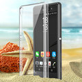 IMAK Crystal Case II Ultra Thin Clear Durable PC Hard Case Cover For Sony Xperia XA Ultra F3211 Dual F3212 F3216 Back Cover