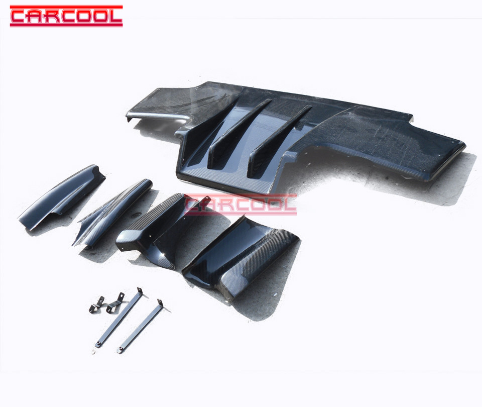 Auto Parts 1989 1994 Skyline R32 GTR TS Rear Diffuser With