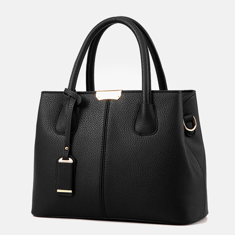 Women PU Leather Handbags Ladies Large Tote Bag Female Square Shoulder Bags Bolsas Femininas Sac New Fashion Crossbody Bags square pu tote bag