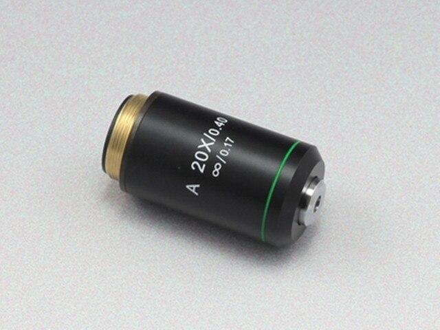 Mikroskop biologiczny metalu nieskończoność achromatyczne