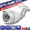 CCTV HD 1MP 720P 1080P IP Camera 2MP Outdoor Bullet Security Camera 36 LED 1080P Lens 3.6mm XMEYE HI3516C 48V POE Optional