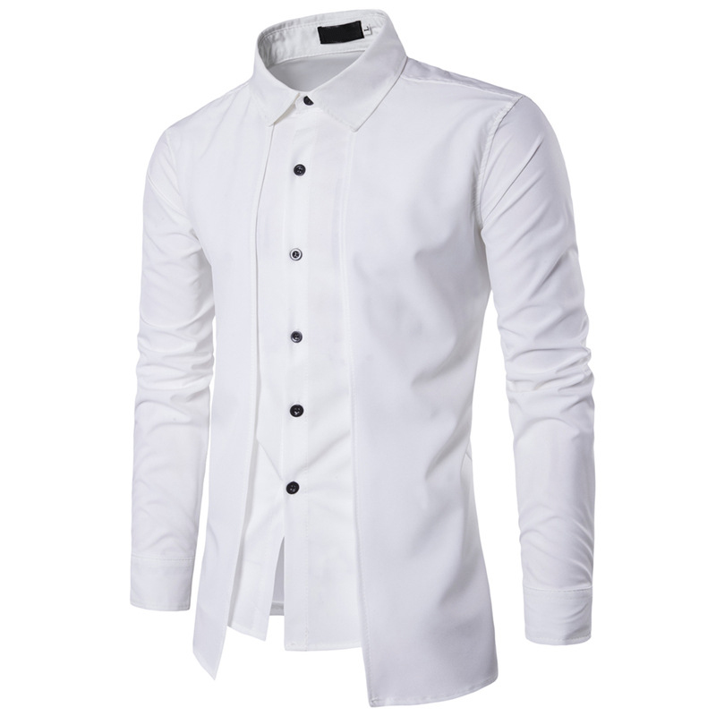New Style 2018 Casual Men's Shirt