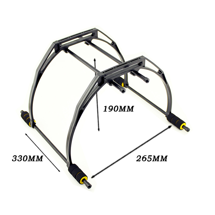 f450 frame landing gear flame wheel kit 450mm for dji for kk mk mwc 4 axis rc multicopter quadcopter ufo heli in parts accessories from toys hobbies on - Dji F450 Frame