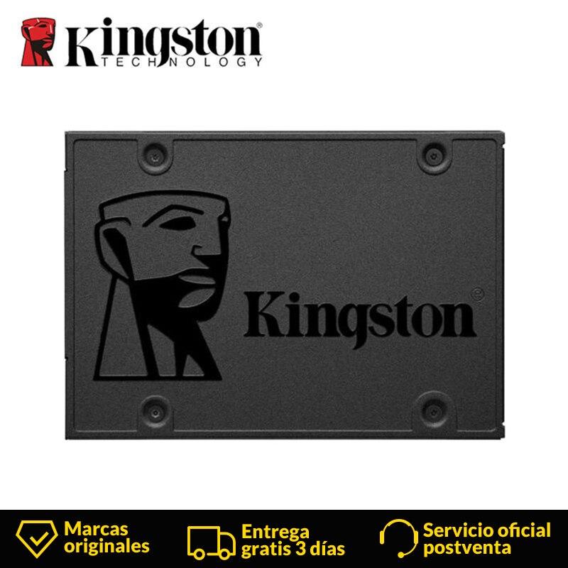 Disque dur interne Kingston A400 SSD/HDD disque dur 120 GB 240 GB 480 GB 960 GB 2.5 pouces SATA III SSD/HDD HD pour PC portable