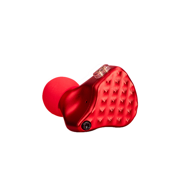 TFZ KING III Red Limited Edition Dynamic Monitor In-Ear Earphones with Detachable cable 4