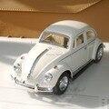 Marca Nueva Escala 1/32 Alemania 1967 Volkswagen Vw Escarabajo Clásico Bug Diecast Metal Tira Del Coche Modelo de Juguete Para El Regalo/niños