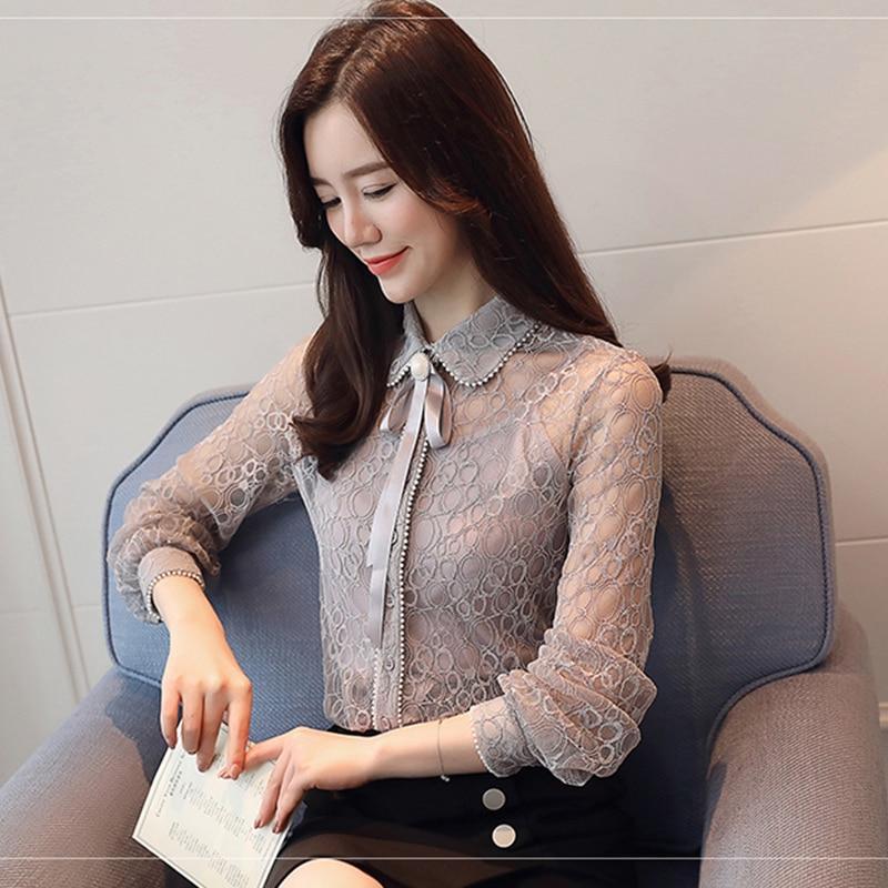 2018 spring new womens long sleeves lace primer, small fashion sweater, fashion designer, designer jacket