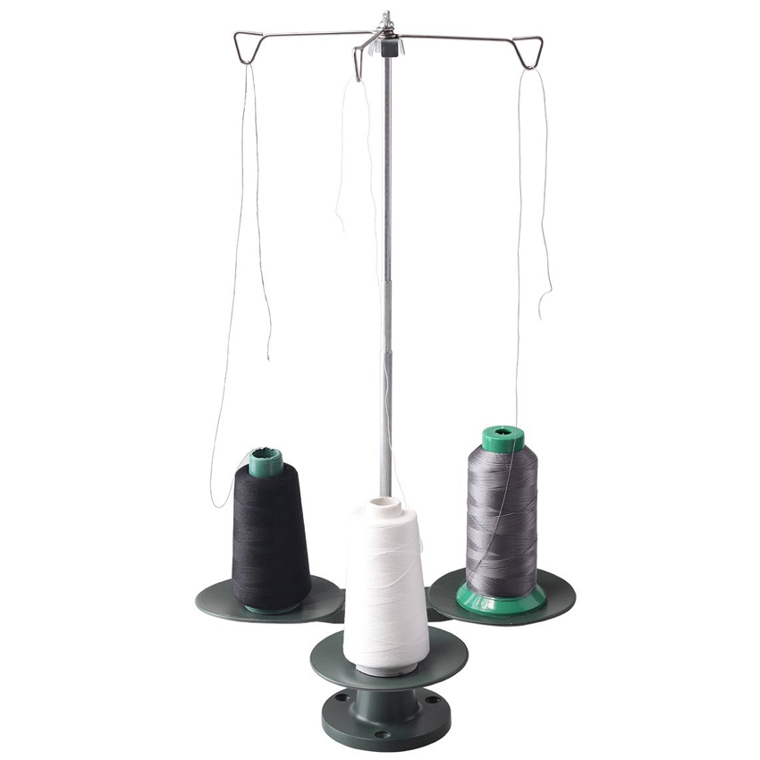 3-Spool Thread Stand For all Industrial and Domestic Sewing Machine