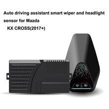 Auto driving assistant smart wiper and headlight sensor for KIA KX CROSS(2017+)