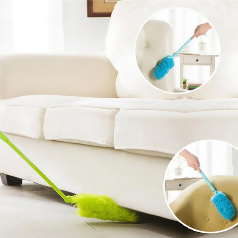 Enlever La Poussiere Sur Les Meubles #8: Amovible Pliable Conception  Ultrafine Microfibre Ménages Lavable Ventilateur Meubles Accueil Outil De  Nettoyage De ...