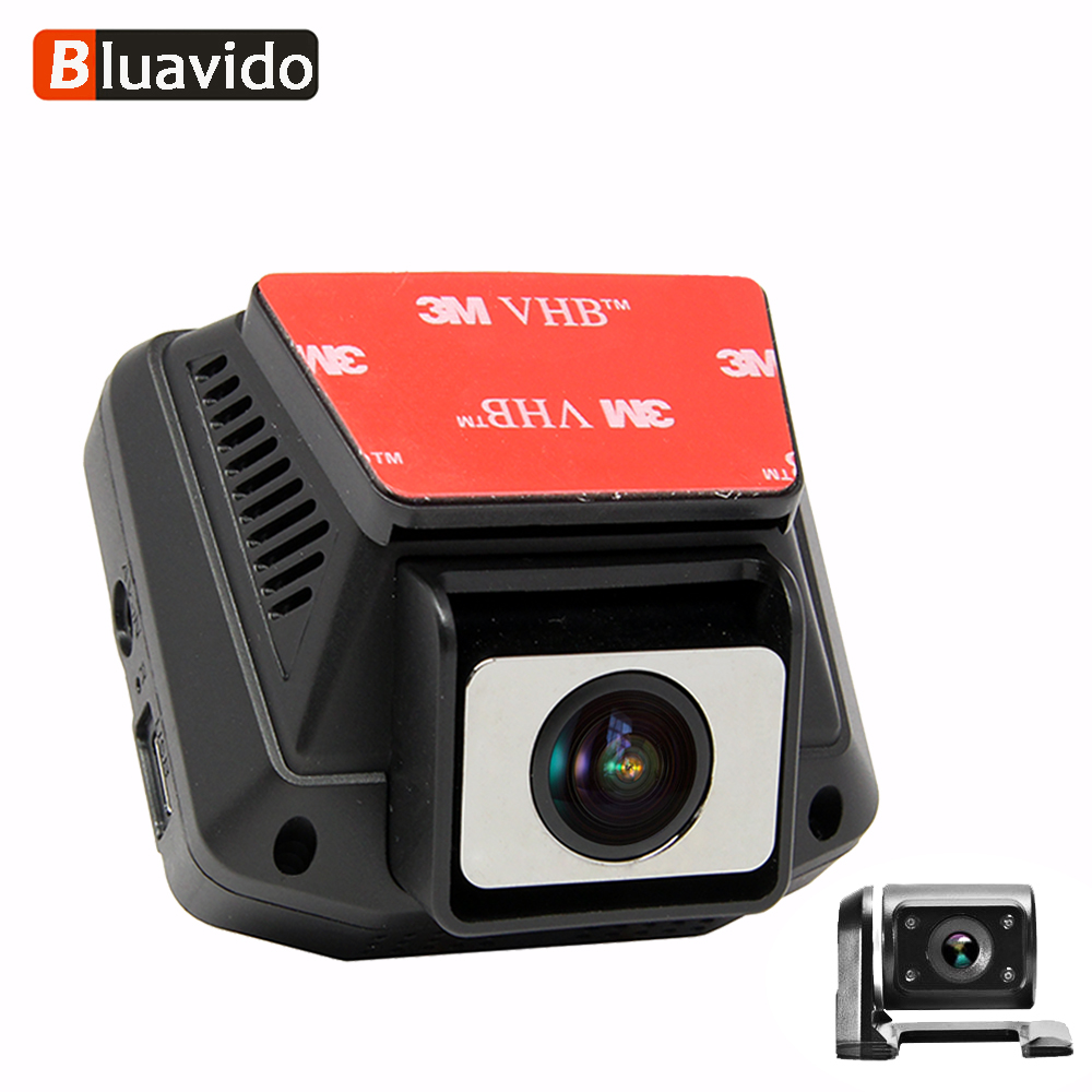 Bluavido Car DVR Dash-Camera Video-Recorder Wifi Night-Vision IMX323 Auto Novatek FHD
