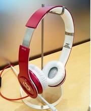 Hot sale Universal 15mm Acrylic Base Headphone Stand Headphone Display Rack Headset Hanger Earphone Holder for AKG Sony Monster