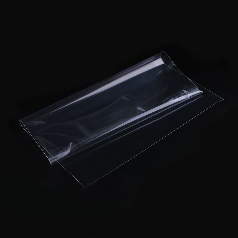 50PCS OPP Gel Record Protective Sleeves Cover Self Adhesive Bag For 7 10 Inches Turntable Vinyl Records Accessories