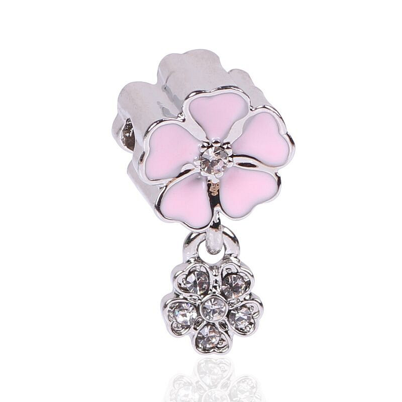 Nacre Perles Lentille 12 mm Rose 1 Strang