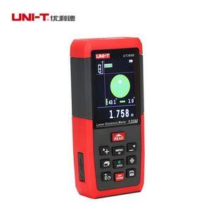 Image 4 - UNI T UT396B Laser Distance Meters 120m laser rangefinder 2MP Camera Lofting Test Levelling Instrument Area/Volume Data Storage