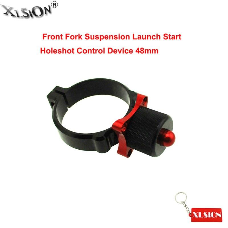 Beliebte Marke Xlsion Aftermarket 48mm Gabel Suspension Starten Starten Holeshot Control Gerät Pit Dirt Bike Motorrad Automobile & Motorräder