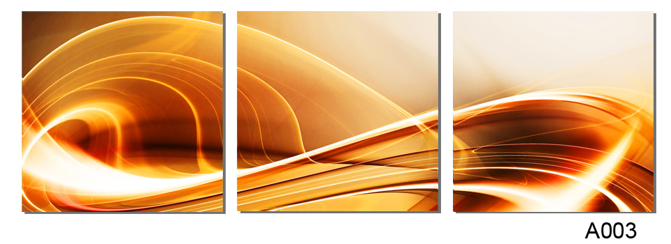 aliexpress com buy 3 piece wall art modern abstract picture wishes
