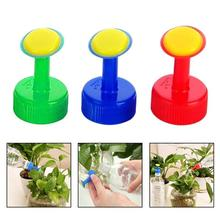 1pc Home Pot Watering Bottle Nozzle 3cm Water Sprinkler Plants Flower Tools Random Color